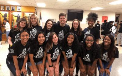 Garland High School Cheerleading Fundraiser