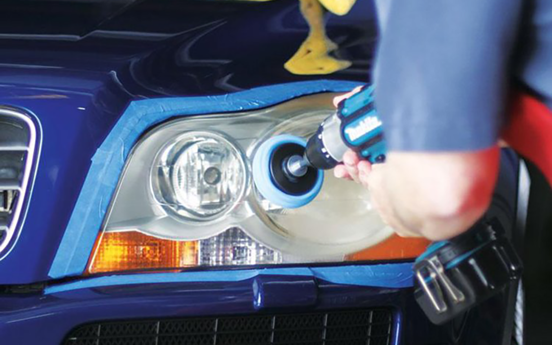 Free headlight polish to members of Hello Deluxe Car Wash