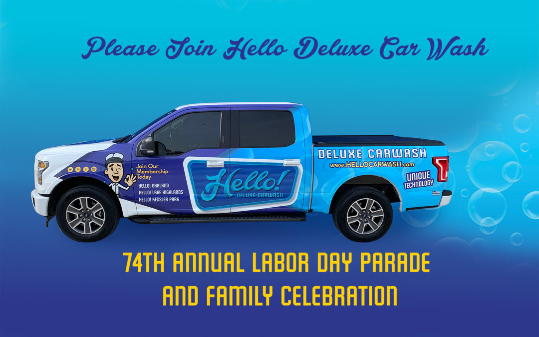 74th Annual Labor Day Parade and Family Celebration